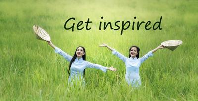 open staan voor inspiratie